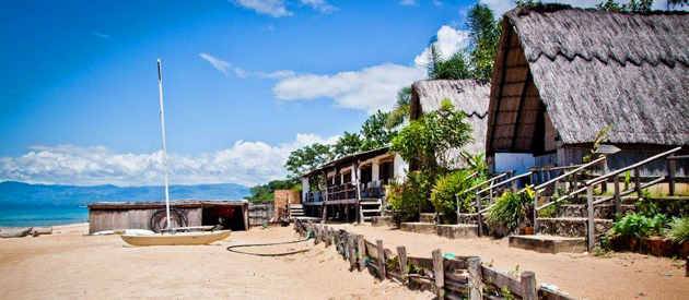 KANDE BEACH RESORT, LAKE MALAWI